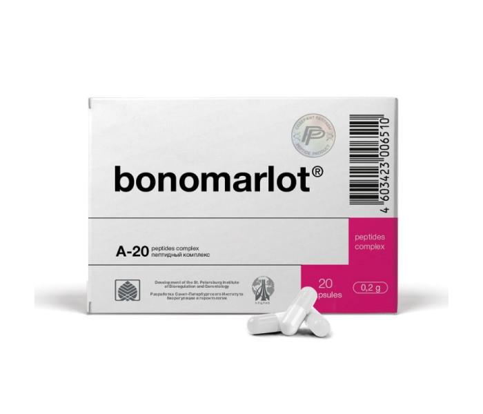 Бономарлот N20 — пептиды костного мозга A-20