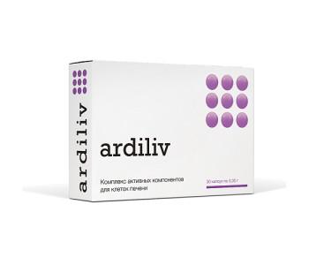 Ардилив - восстановление печени