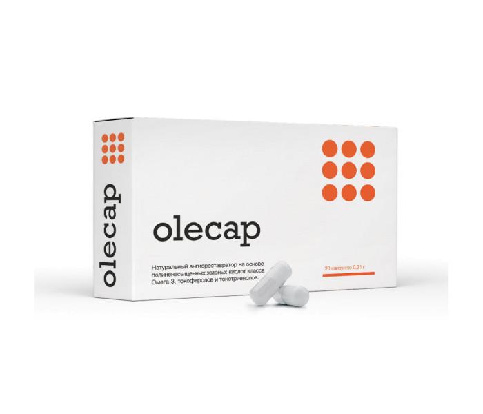 Олекап - профилактика инфаркта и инсульта
