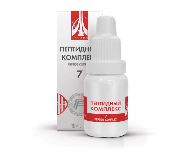 Тоник серии ПК-7 для поджелудочной железы