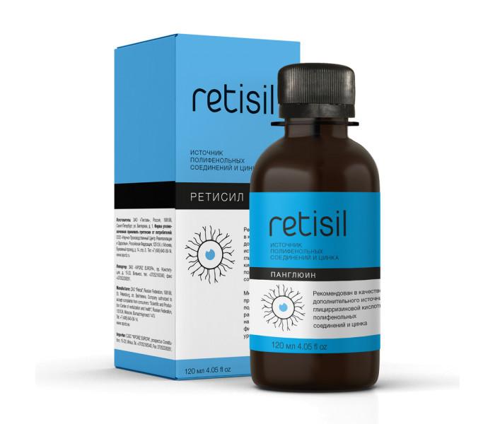 Ретисил - защита зрения