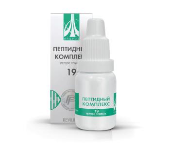 Тоник серии ПК-19 для метеозависимых и кардиобольных