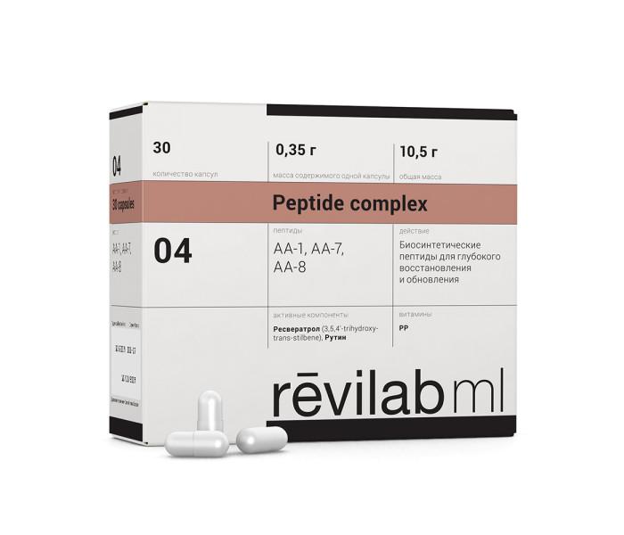 Revilab ML 04 — для сердечно-сосудистой системы