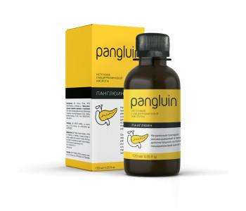 Панглюин - помощь организму при диабете