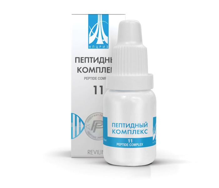 Тоник серии ПК-11 для мочевыделительной системы