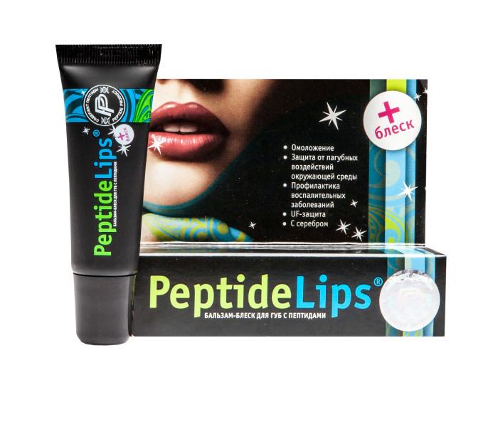 Бальзам-блеск для губ с пептидами