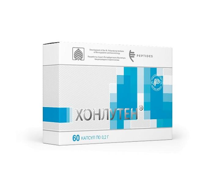 Хонлутен N60 - пептиды легких